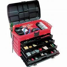 Werkzeugboxen Leer by Plano Kunststoffbox 858 Professional Line Leer