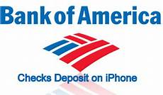 bank of america mobile deposit how to mobile deposit checks bank of america on iphone