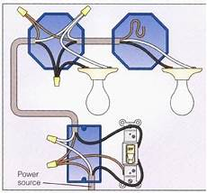 Two Switch Light Switch Wiring A 2 Way Switch