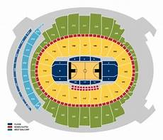 Msg Wrestling Seating Chart Awesome Square Garden Seating Chart Basketball