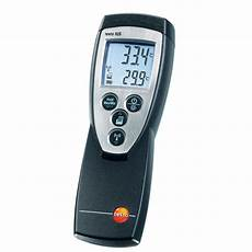 testo k testo 925 0560 9250 1 channel type k thermometer at