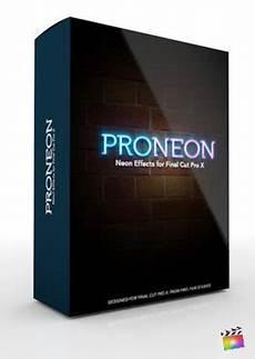 Final Cut Pro Light Effects Proneon Fcpx Neon Light Effects For Final Cut Pro X