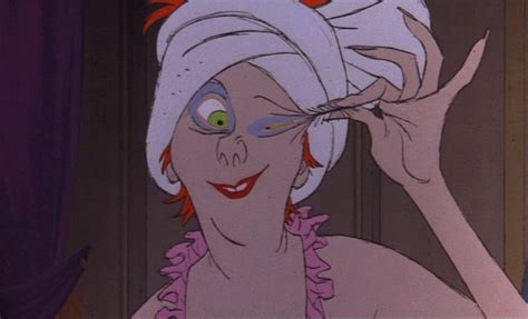 The Rescuers Naked Lady