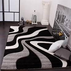 tappeti stati tappeto di design nero grigio bianco tapetto24