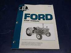 Ford 2000 3000 4000 Shop Manual