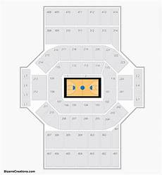 Dayton Flyers Seating Chart University Of Dayton Arena Seating Chart Seating Charts