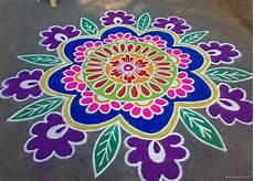 Color Kolam Designs With Dots 25 Beautiful Pongal Kolam And Pongal Rangoli Designs