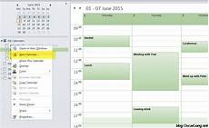 Share Calendar Outlook Create And Share Calenders In Microsoft Outlook Oscar Liang