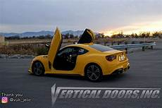 Lambo Lights For Frs Scion Frs 2012 2018 2dr Vertical Lambo Doors Conversion