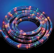 Outdoor Multi Coloured Rope Lights 25m Metre Multi Coloured Rope Light Outdoor Indoor Party