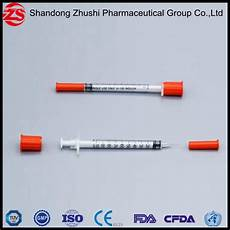 Insulin Syringe Sizes Chart China Top Selling Medical Care Guaranteed Sterile Special