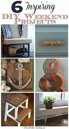6 inspiring diy weekend projects domestically speaking