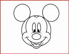 Micky Maus Kopf Malvorlage Malvorlage Mickey Mouse Kopf Coloring And Malvorlagan