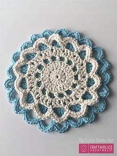 craftaholics anonymous 174 crochet doily trivets free