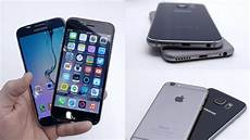 Samsung S6 Vs Iphone 6 Samsung Galaxy S6 Vs Apple Iphone 6 Which Is Better