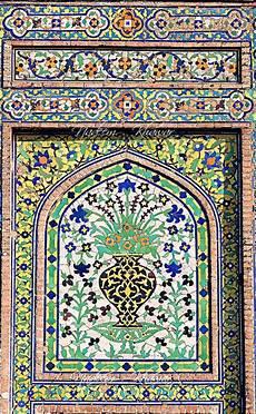 fresco motifs fresco work at lahore fort pakistan islamic motifs
