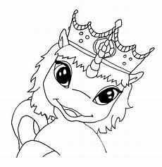 Ausmalbilder Zum Ausdrucken Unicorn Ausmalbilder Filly Malvorlage Gratis