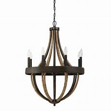 Foundry Lighting Laurel Foundry Modern Farmhouse Helga 8 Light Candle Style