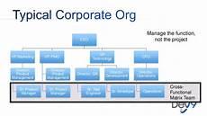 Software Development Organization Chart Organizational Design For Effective Software Development