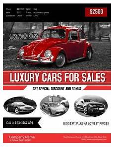 Car Sale Flyer Create A Car Sale Flyer Online In Minutes Postermywall
