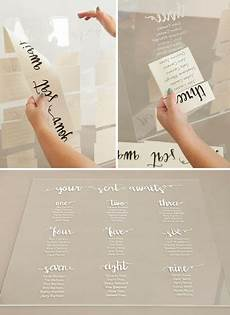 Cricut Wedding Seating Chart The Most Awesome Hand Lettered Acrylic Wedding Sign