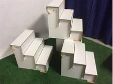 espositori da tavolo espositore da tavolo componibile 3 ripiani cartone magico