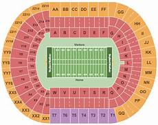 Tennessee Vols Football Seating Chart Neyland Stadium Seating Chart Knoxville