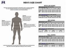 Big And Size Chart Pants Big And Boxers Shorts Collection Majestic From Dann
