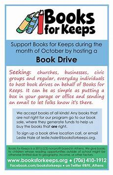 Book Flyers Examples Books For Keeps
