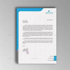 Sample Letter Head Template Professional Letterhead Template Letterhead Pinterest
