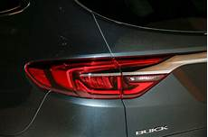 Buick Enclave Light Cover 2018 Buick Enclave Avenir First Look Redesigned Flagship