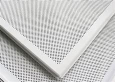 pannelli per soffitti il risiedere perforato insonorizzato nel soffitto