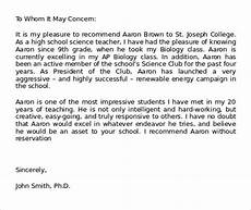 College Letter Of Recommendation From Teacher Free 28 Letter Of Recommendation In Ms Word Pdf Pages