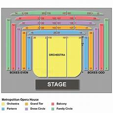 Metropolitan Opera Nyc Seating Chart Entrada Para Falstaff En Metropolitan Opera En Broadway De