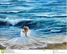 donne sulla spiaggia donna sulla spiaggia fotografia stock immagine di baia