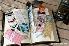 Make A Bookmarker Cute Printable Bookmarks