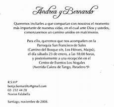 Invitaciones De Boda Ejemplos Invitaciones De Boda En Espanol Texto Google Search