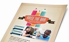 Education Leaflet Design Education Marketing Brochures Flyers Newsletters