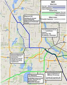 Light Rail Line Minneapolis Can We Kill Two Birds With One Stone When It Comes To