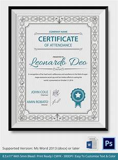 Free Editable Certificate Templates 33 Psd Certificate Templates Free Psd Format Download