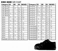 Us Shoe Size Chart Inches Kids Shoes Size Chart Kids Matttroy