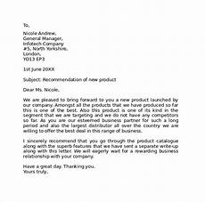 Business Letter Template Word 2010 Free 7 Sample Standard Business Letter Formats In Pdf