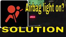 Ford Explorer Airbag Light Stays On How To Reset Clear The Airbag Air Bag Control Module Light