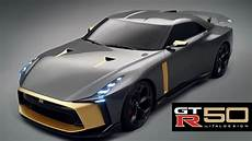 2019 Nissan Skyline by Look Amazing 2019 Nissan Gt R 50 By Italdesign The
