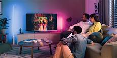 Philips Hue Light Connect To Tv Philips Hue Adds Rigid Light Strips For Vertical And