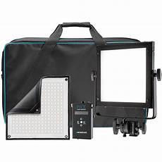 Westcott Flex Light Westcott Flex Cine Bi Color 1 Light Gear Kit 1 X 1 7638 B Amp H