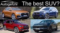 Audi X5 2020 by Mercedes Gle Vs Bmw X5 Vs Audi Q8 Vs Porsche Cayenne Best