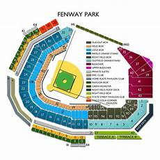 Fenway Park Seating Chart Fenway Park Tickets Fenway Park Seating Chart Vivid Seats
