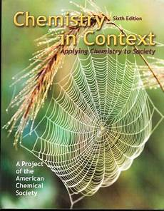 Chemistry In Context 6 Edition Free Ebooks Download