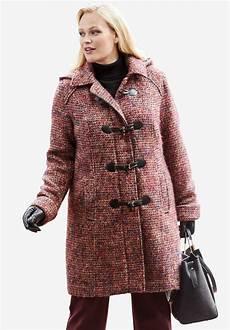 toggle coats size 20 the tailored toggle coat plus size coats